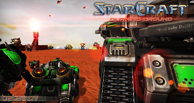 StarCraft: Burning Ground Public Beta v1.04