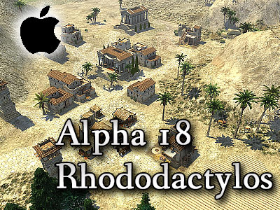 0 A.D. Alpha 18 Rhododactylos (Mac Version)