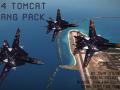 F-14 Zipang skin pack