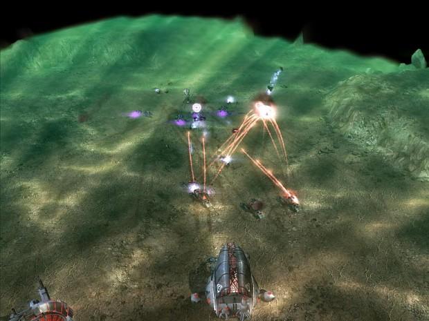 Nod Mission : Redzone Action by kkmanman4