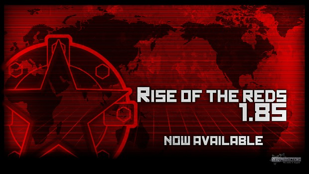 Rise of the Reds Version 1.85