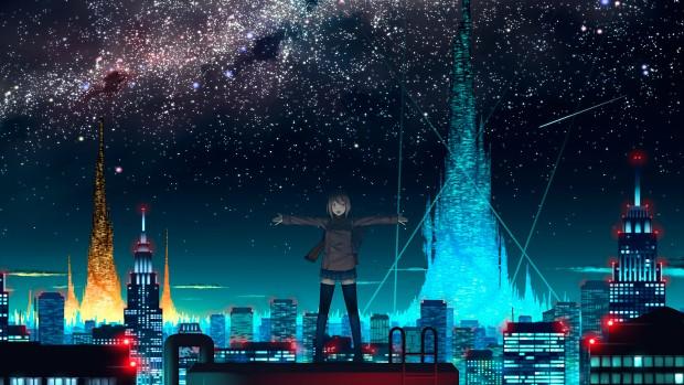 Old Anime Wallpaper's (Full-HD) - 04.04.15