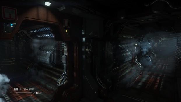Alien behaviour Test Mod