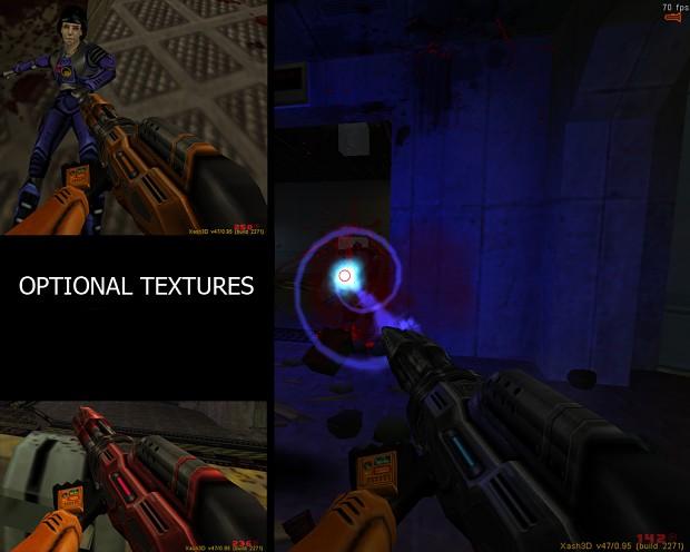 Renegade Gatling Laser for Egon replacement