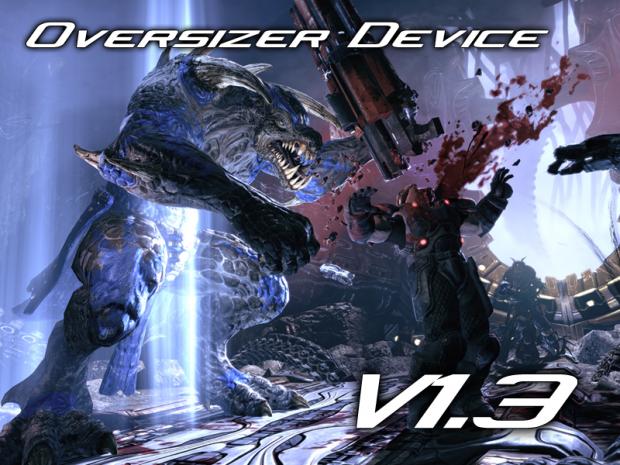 Oversizer Device V1.3