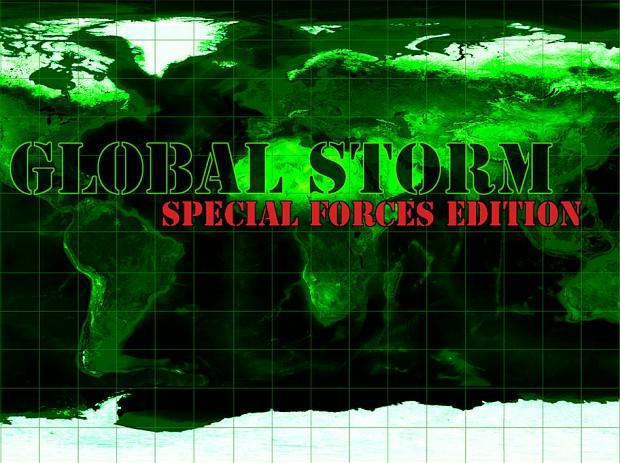 Global Storm: Special Forces v0.7