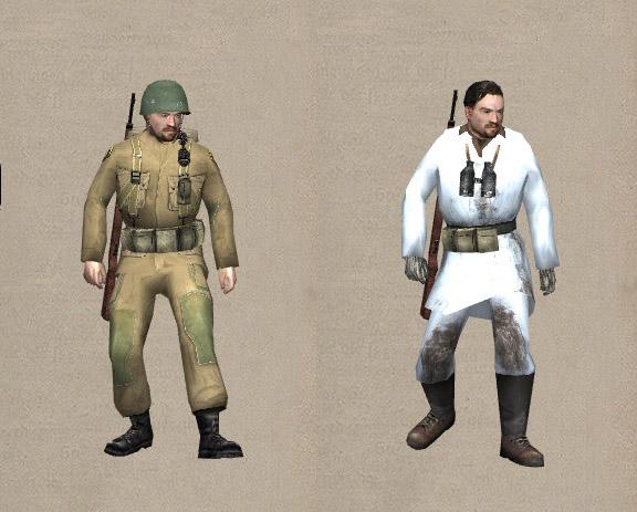 Jacobston's Uniform Pack v5.0