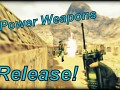 Power Weapons Release