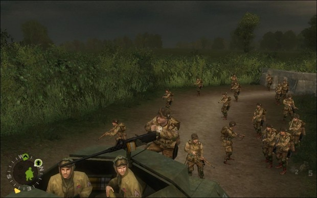 Rendroc's WarZone and CommandMod v4.37 for EiB