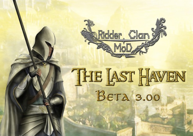 The Ridder Clan Mod Installer (V3.00)