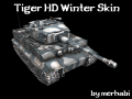 Tiger HD Winter Skin