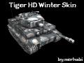 Tiger HD Winter Skin