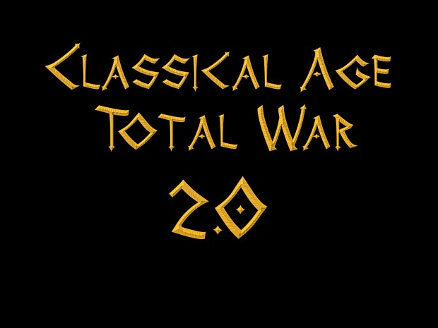 Classical Age: Total War v2.0