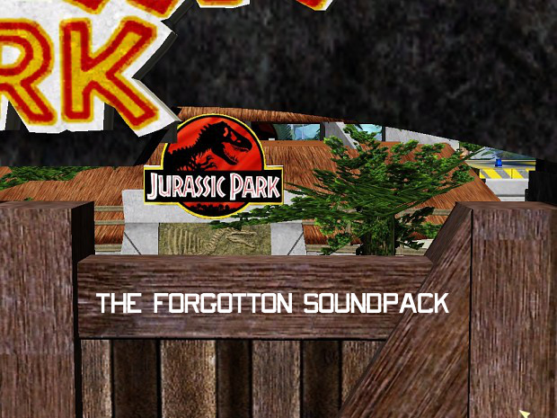 The Forgotten Sound Pack