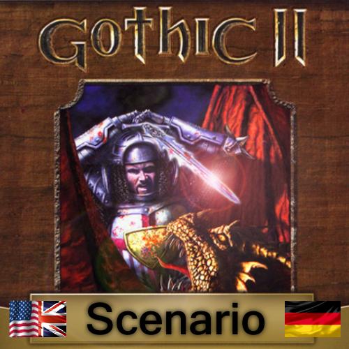 Gothic 2 Scenario for Sid Meier´s Civilization 5