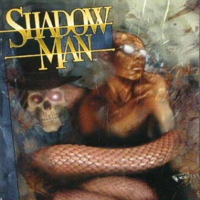 Shadow Man re-textured by arkup 2013 UPDATE 1 & 2