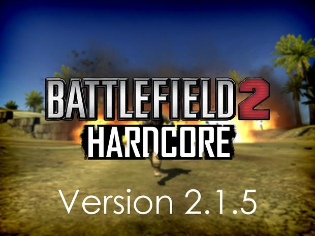 Battlefield 2 HARDCORE v.2.1.5