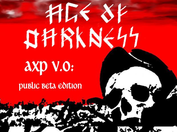 AXP v. 0 - Public beta