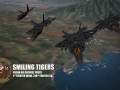 """Smiling Tigers"" Custom Squadron"