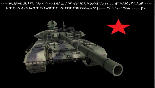 T-90 MBT BETA Version