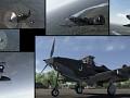 RAF P-39 Aircobra