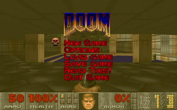 Ian Simpson's Ultimate Doom Soundtrack v1.0