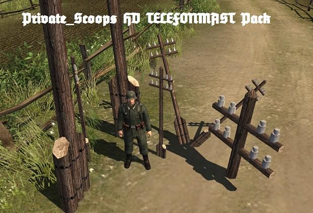 Scoops HD TELEFONMAST