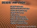 Desert Battles Maps