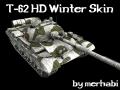 T-62 HD Winter Skin
