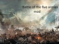 Battle of the five armies mod