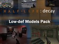 Half-Life: Decay Low-Def Pack