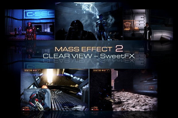 Clearview SweetFX v1