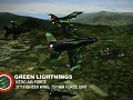"""Green Lightnings"" Custom Squadron"