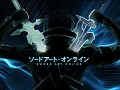 Kirito's Elucidator and Dark Repulser