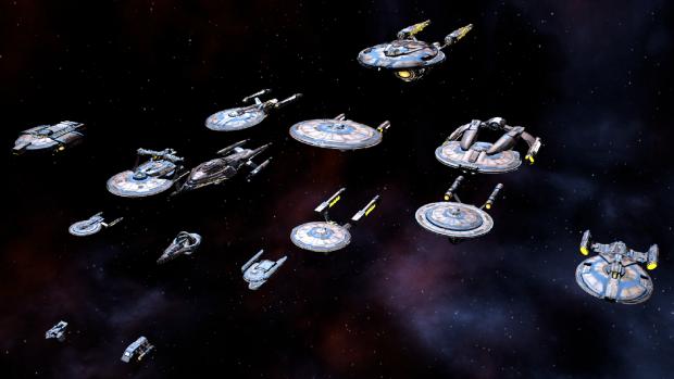 Release A1 - Ship Templates