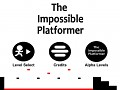 The Impossible Platformer