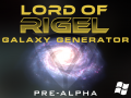Lord of Rigel Galaxy Generator Demo (Windows)