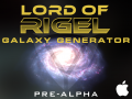 Lord of Rigel Galaxy Generator Demo (Mac)