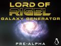Galaxy Generator Demo (Linux)