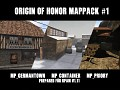 vCOD Origin of Honor Multiplayer Mappack #1