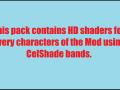 ZEQ2-Lite: Boss Battle - HDShadersPack V1.0