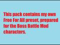 Free For All Preset V1.0