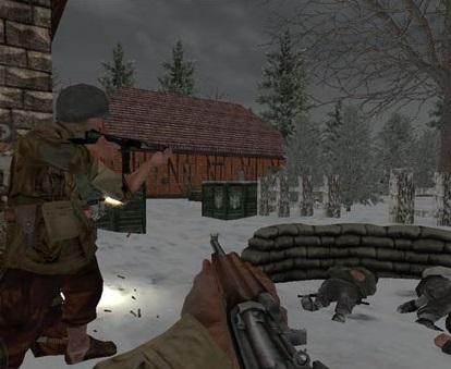 Call of Duty American Rush (2015)