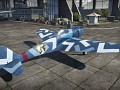 Ki-43 III Otsu Gallia skin