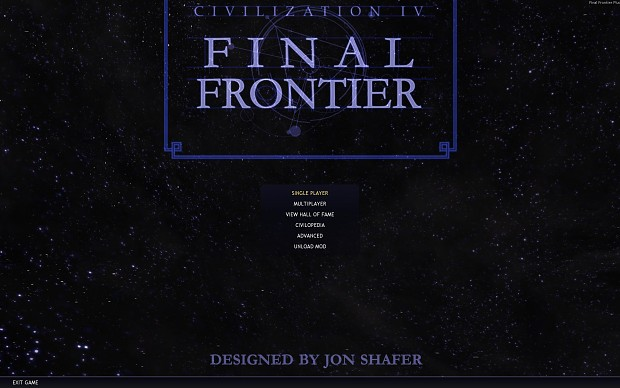 Final Frontier Plus v1.83 (Manual Install)