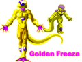 Golden Freeza MUGEN