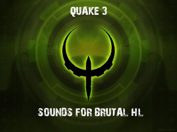 Quake 3 player sounds