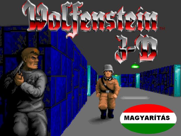 Wolfenstein 3D hungarian translation