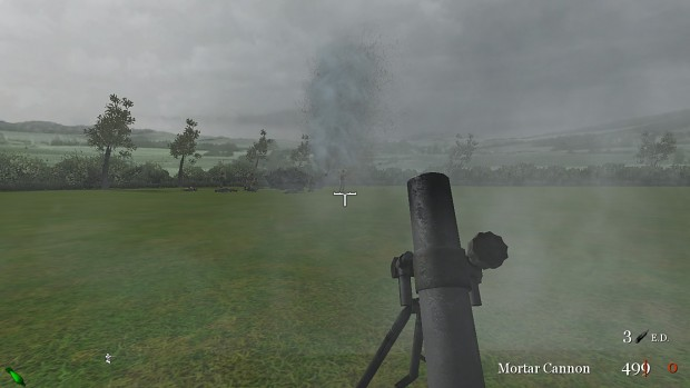 MG and Mortars