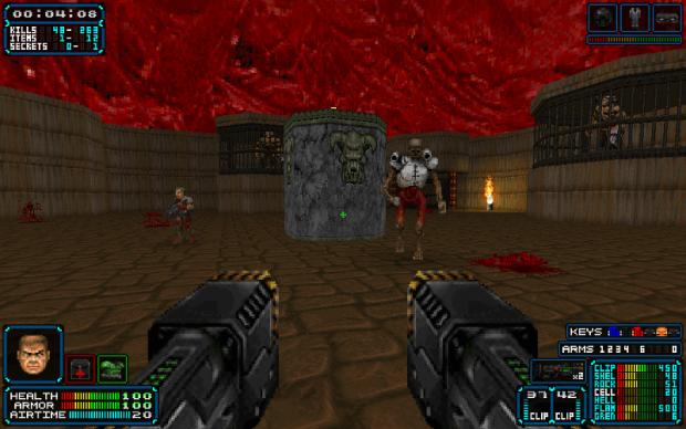 HXRTC HUD 3.0b for Brutal Doom v20 (GZDoom/ZDoom)